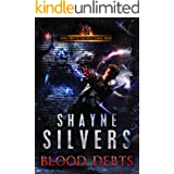 Blood Debts: Nate Temple Series Book 2
