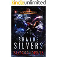 Blood Debts: Nate Temple Series Book 2 book cover