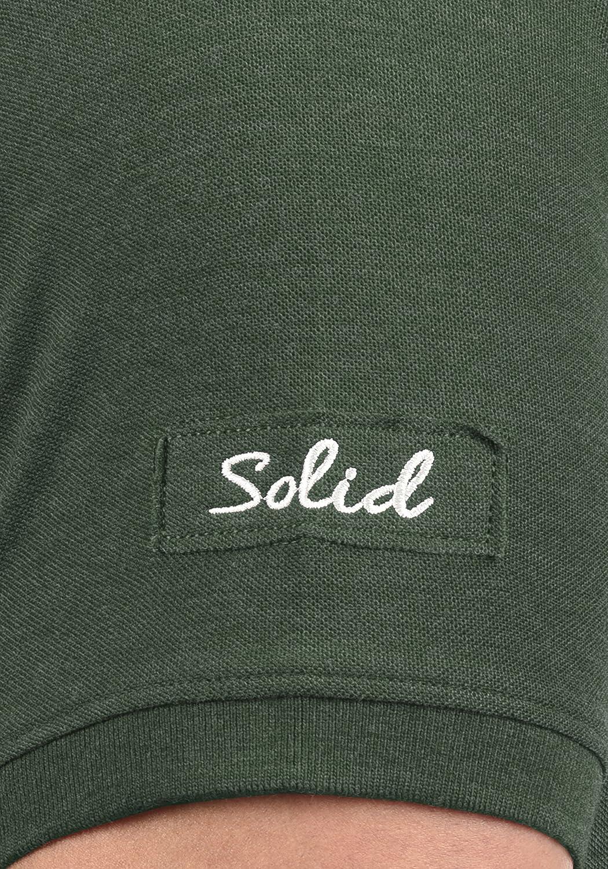 !Solid TripPolo Herren Poloshirt Polohemd T-Shirt Shirt mit Polokragen