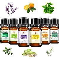 Alenyk Aceites Esenciales para Humidificador Naturales|Set de Aceites