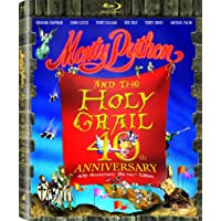 Monty Python and the Holy Grail (Blu-ray )