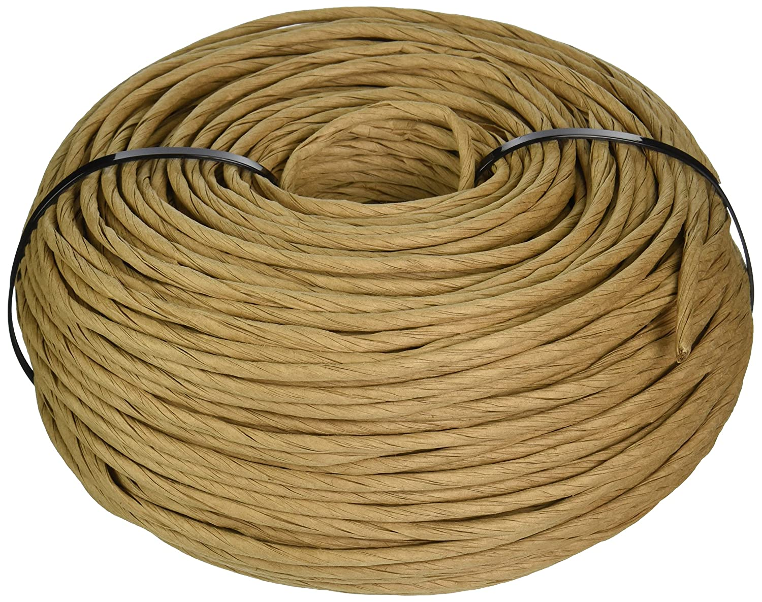 Commonwealth Basket Fibre Rush, 5/32-Inch 2-Pound Coil, Approxmately 210-Feet 32028