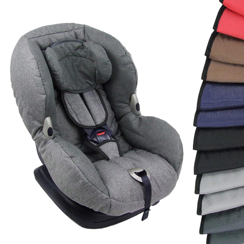 Bambiniwelt Gurtpolster Schrittpolster Für Kinder Autositz Von Maxi Cosi Universal Gruppe 1 Braun Xx Baby