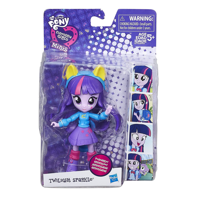 Little Twilight Pony Girls Sparkle Mini Equestria My Juguete Básica 0O8nmNwv