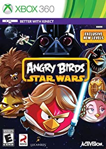 Angry Birds Star Wars   Xbox 360 by By          Activision
