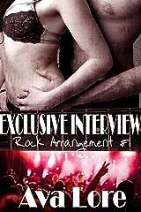 Exclusive Interview (Rock Arrangement, #1) (Rock Star Erotic Romance) Kindle Edition