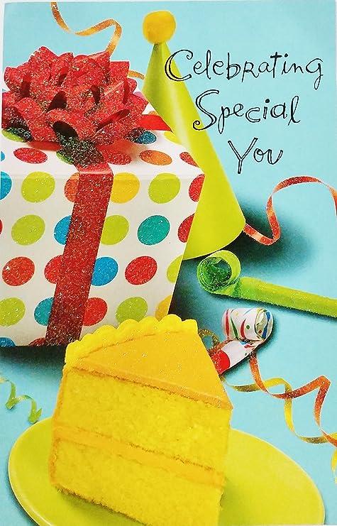 Amazon.com: Celebrando especial que – feliz cumpleaños ...