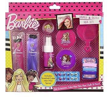 Barbie- set de maquillaje (Markwins 9708910): Amazon.es ...