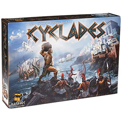 Asmodee Cyclades: aa.vv.: Toys & Games