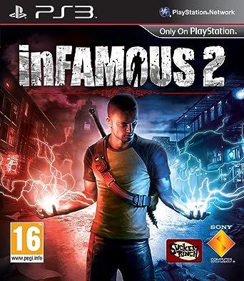 7c1d7b0f1732d inFAMOUS 2 (PS3): Amazon.co.uk: PC & Video Games