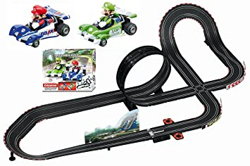 Carrera Go 62431 Mario Kart Slot Car Race Set 1 43 Scale Analog