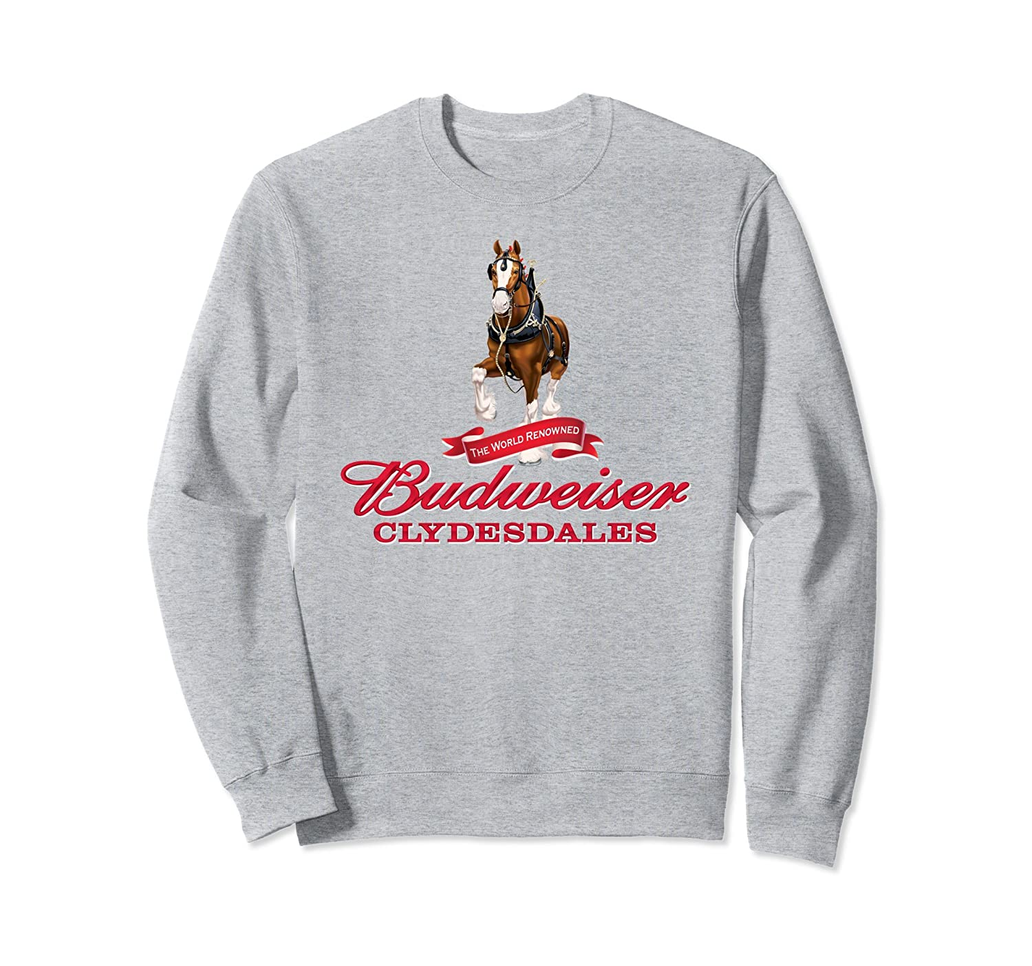 'The World Renowned Clydesdales' Sweatshirt-ln