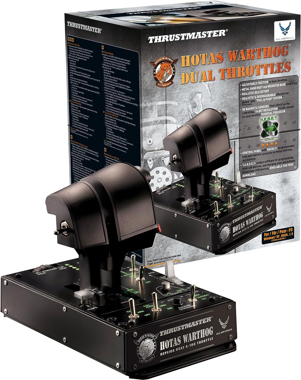 Thrustmaster HOTAS Warthog Dual Throttles PC