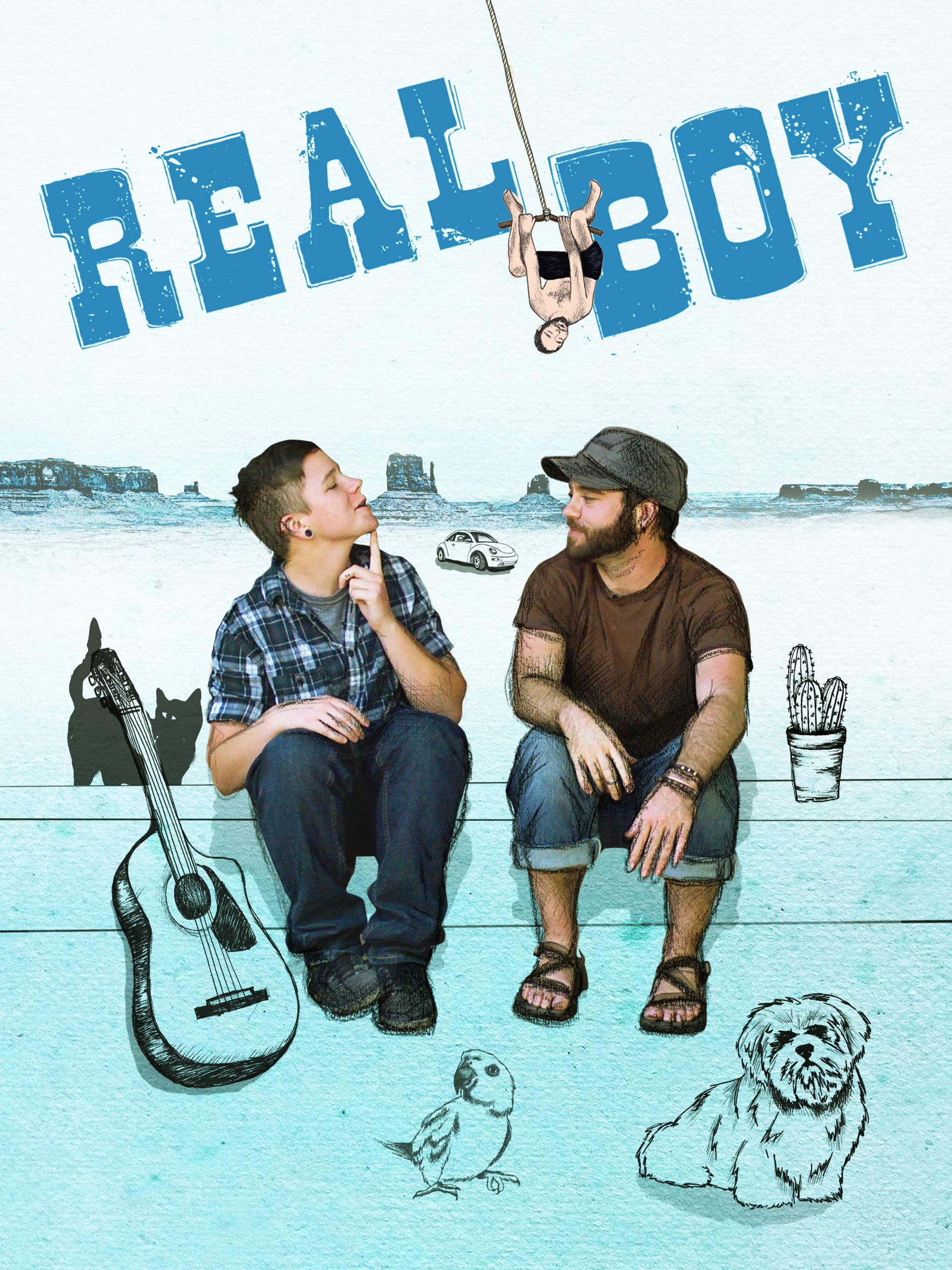 Real Boy on Amazon Prime Video UK