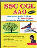 SSC CGL ACCOUNTS AUDIT OFFICER (AAO) ASSISTANT AUDIT OFFICER & ASSISTANT ACCOUNT OFFICER PAPER -4 MAINS