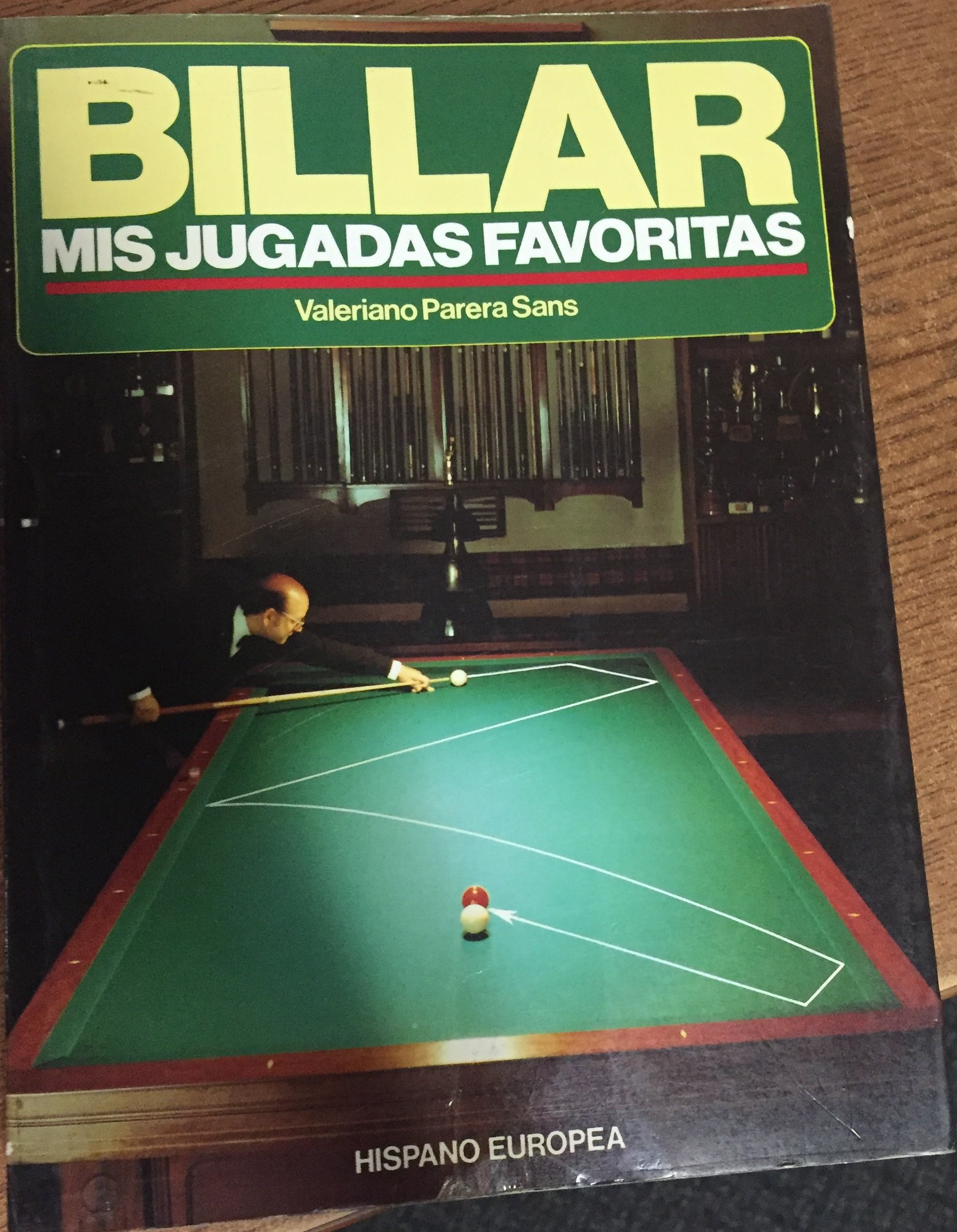 Billar - mis jugadas favoritas (Herakles): Amazon.es: Parera Sans ...