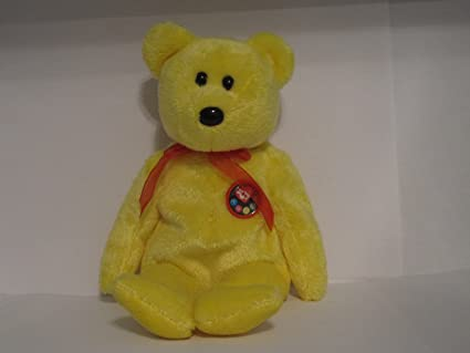 Image Unavailable. Image not available for. Color  Ty Beanie Babies -  Tradee the e-Beanie Teddy Bear 37fa5b6df855