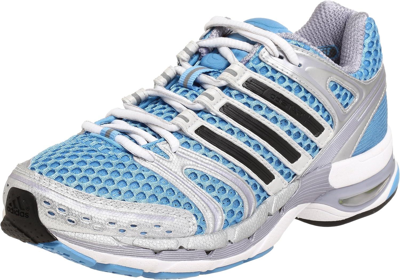 inventar Rebaño literalmente  Amazon.com | adidas Women's Adistar Control, Blue/Black/Silver | Running