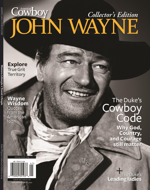 American Cowboy John Wayne Collector's Edition (2014) ebook