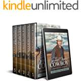 Brothers of Miller Ranch Box Set: Contemporary Western Romance (Miller Family Saga Book 1)