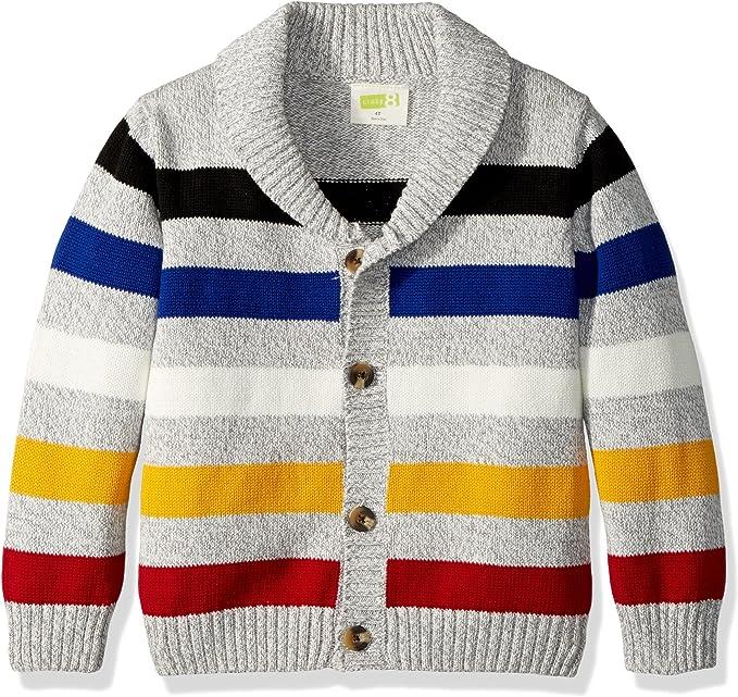 2-8 Years LittleSpring Unisex Kids Polar Fleece Turtleneck Base Top