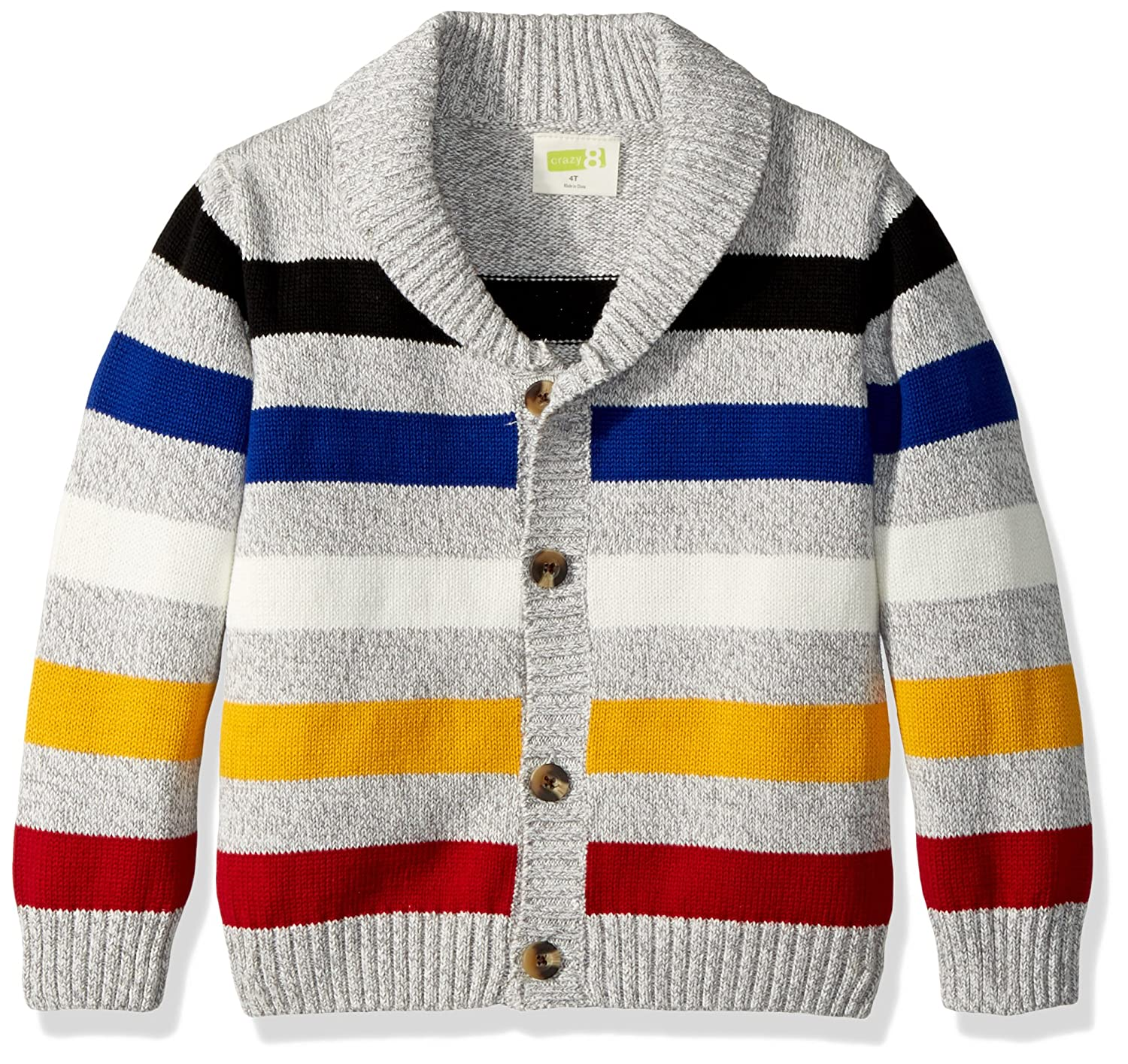 Crazy 8 Boys Tipped Cardigan