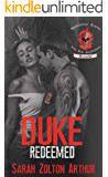Duke: Redeemed (Brimstone Lords MC 2)