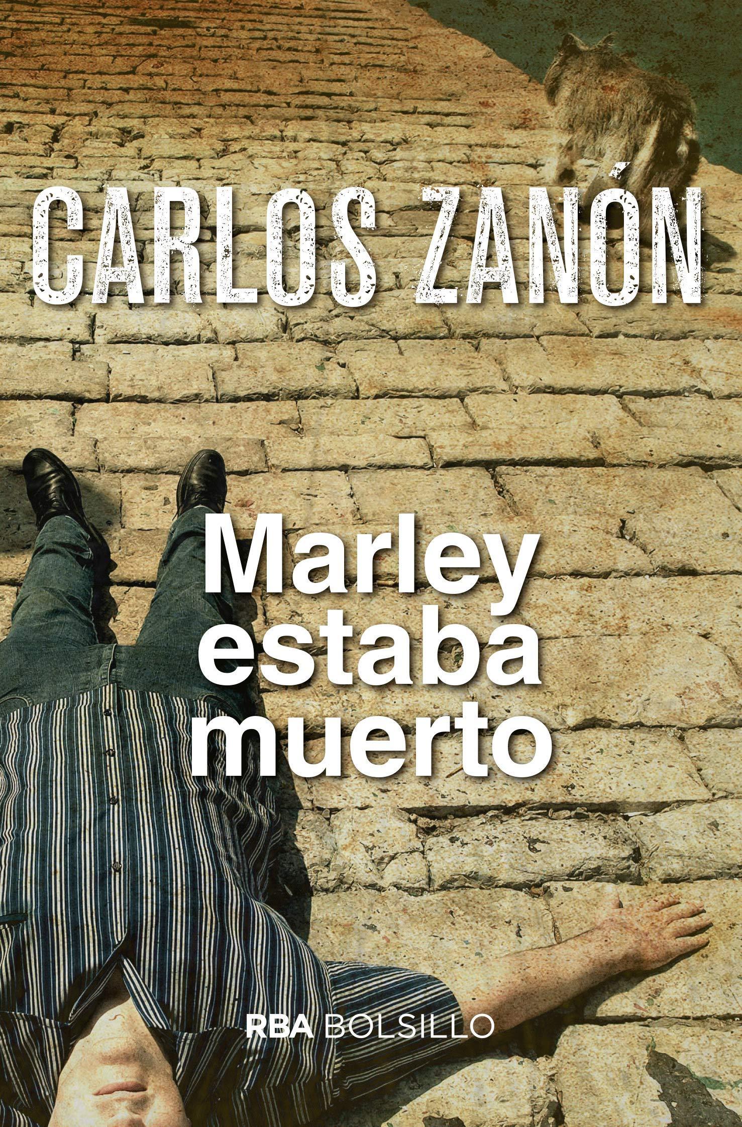Marley estaba muerto (bolsillo) (FICCION): Amazon.es: Zanón ...