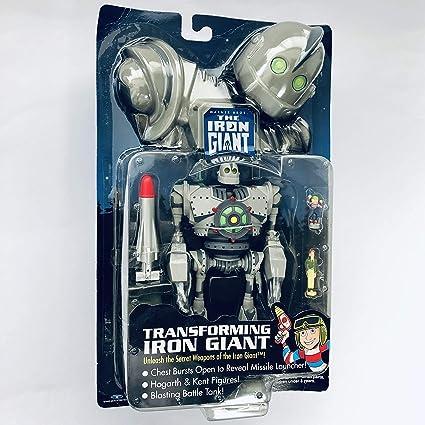 Giants of iron