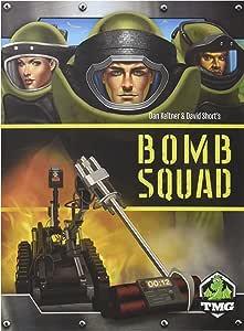 Tasty Minstrel Games Bomb Squad Juego de Cartas: Amazon.es: Juguetes y juegos