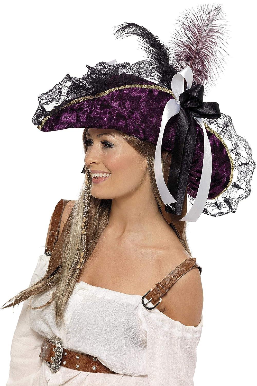 11f94256e11 Fever Smiffys Marauding Pirate Hat