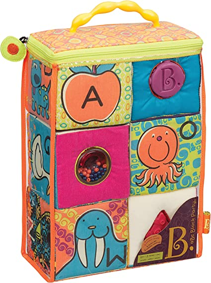 Baby B aBc Block party Blocks
