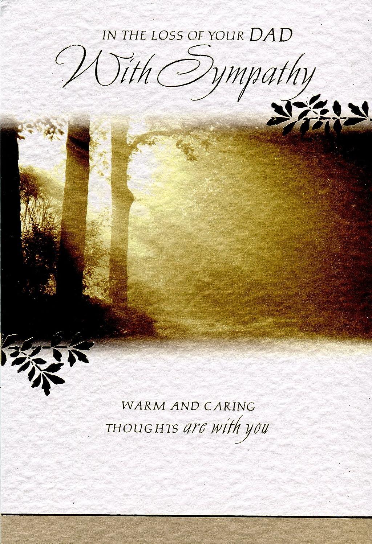 En la pérdida de tu padre con simpatía - Scenic Woods ...
