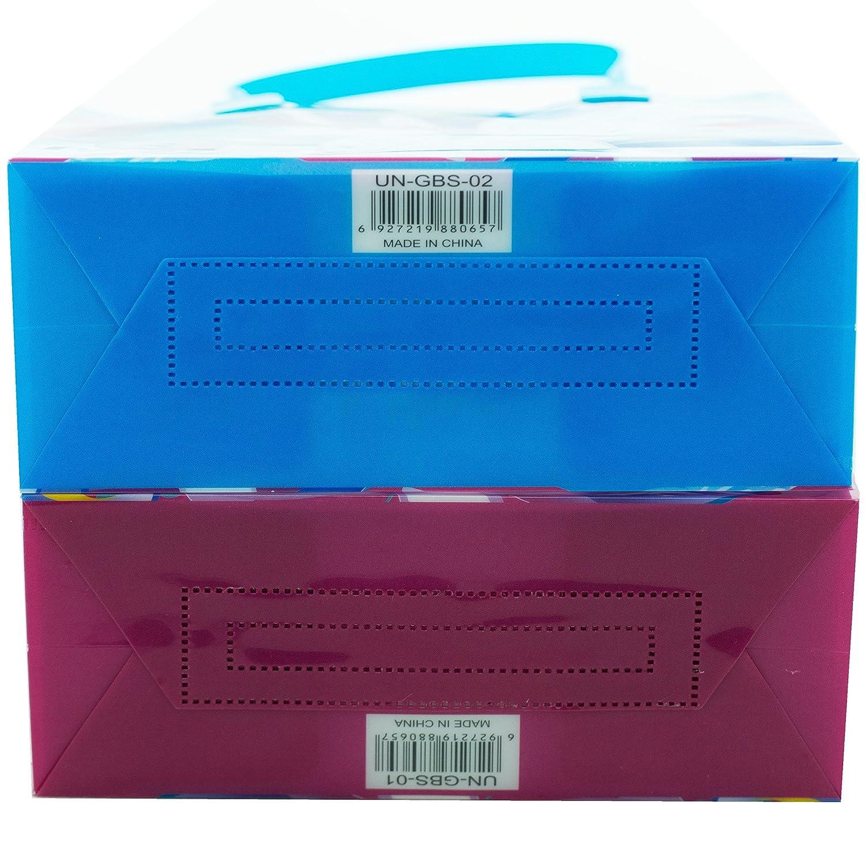 Unicorn 12 Premium Quality Small Reusable Goodie Bags 6 PLM SG/_B07CRMJ4FL/_US