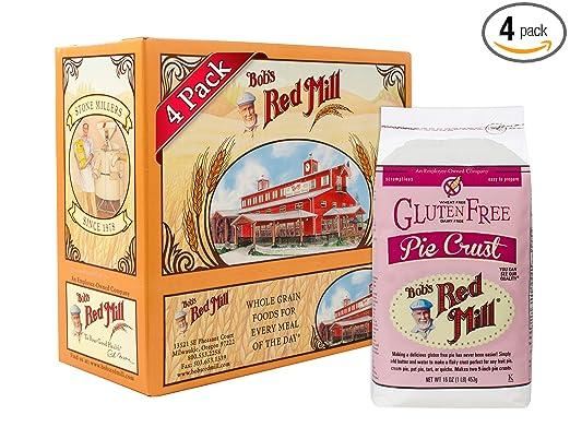 Mezcla para base de tarta sin gluten de Bobs Red Mill, 16 ...