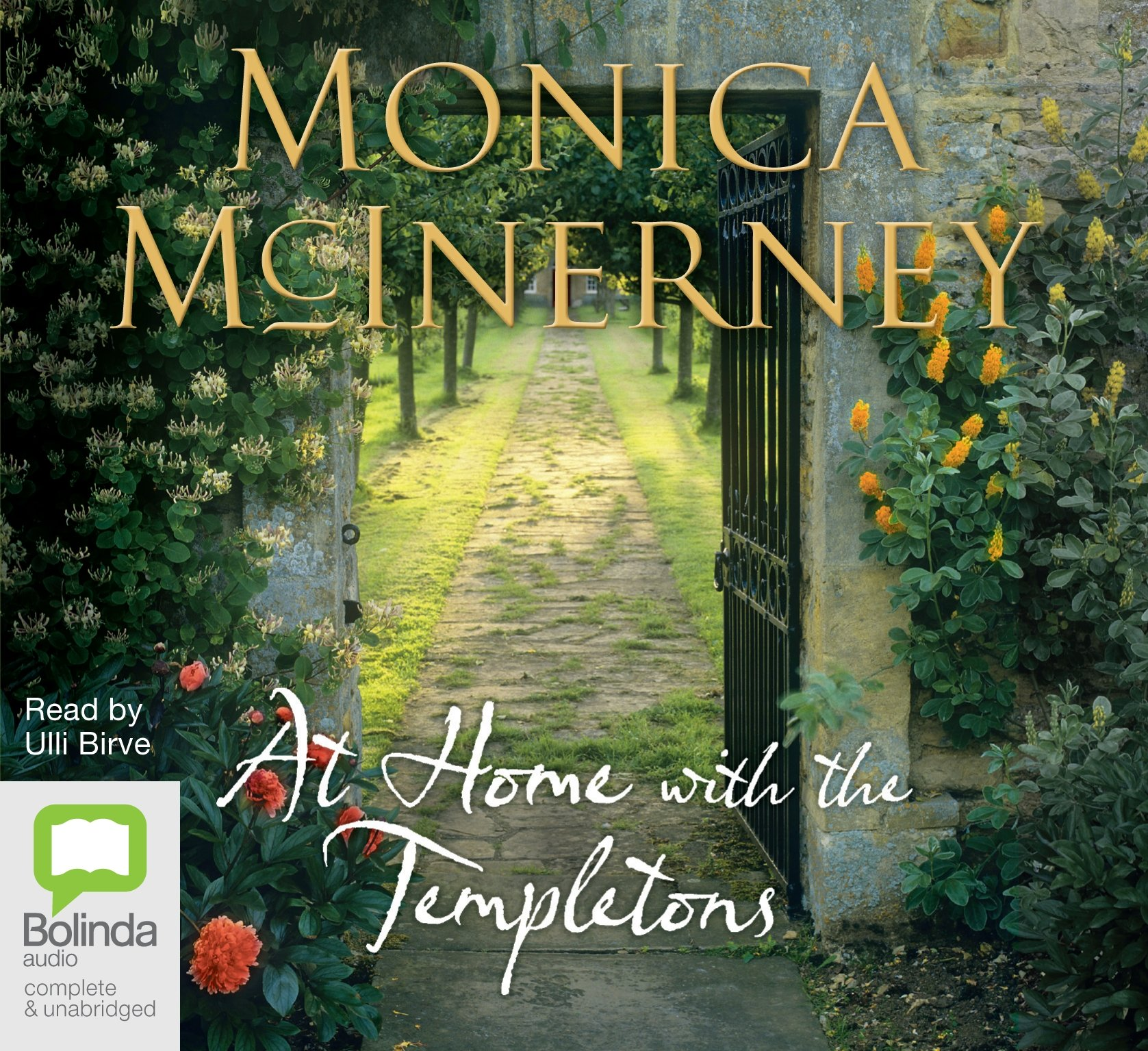 Read Online At Home With the Templetons (MP3-CD) pdf
