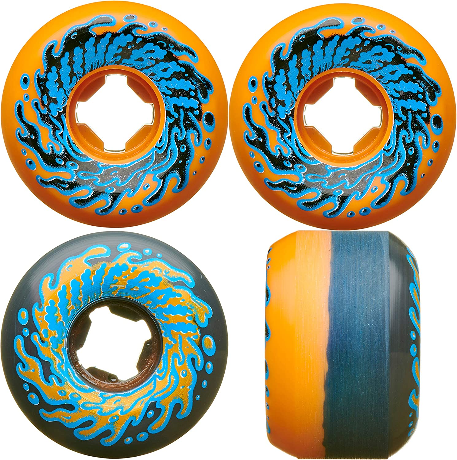 Slime Balls Double Take Vomit 97a 54mm