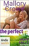 Hope Falls: The Perfect Lie (Kindle Worlds Novella)