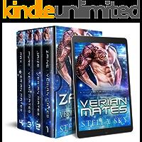 Verian Mates: A Sci Fi Alien Romance Collection