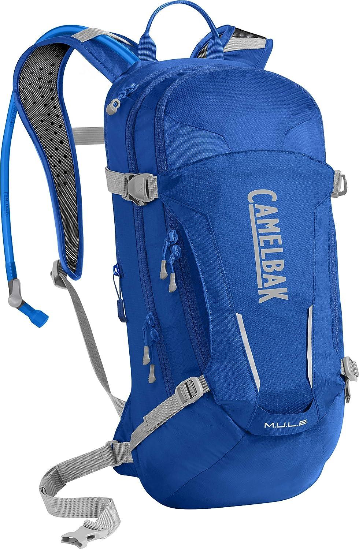 CamelBak M.u.l.e. Mochila de hidratación, Color 400 Azul, tamaño 100 Oz tamaño 100 Oz 1115407000