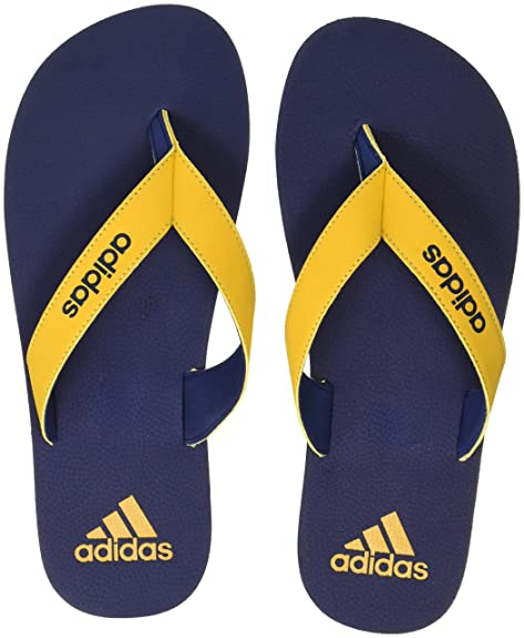dcbb796f6 Adidas Men s Puka M Mysblu Tacyel House Slippers- 8 UK India (42 EU)  (CI2298)  Buy Online at Low Prices in India - Amazon.in