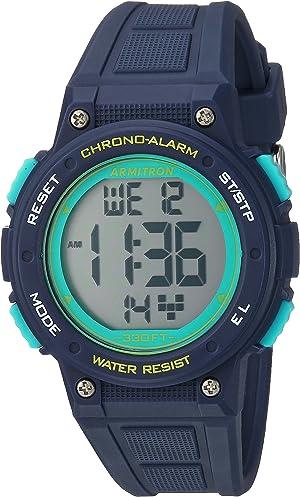 Armitron Sport Women's 45/7086 Digital Chronograph Watch