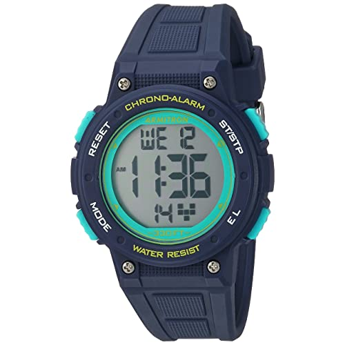 Armitron Sport Womens 45/7086 Digital Chronograph Watch