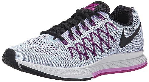 new product 3e551 ca0c0 ... free shipping nike air zoom pegasus 32 chaussures de running  compétition femme bleu blau 5d25b 21972