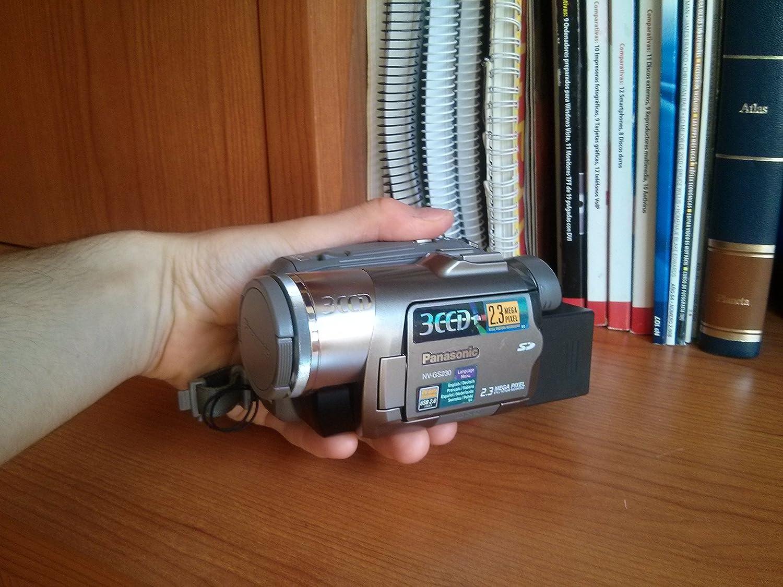 Camara de cortometrajes - Panasonic NV-GS230: Amazon.es: Instrumentos musicales