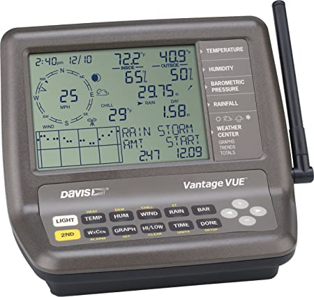 KFZ-Ladeger/ät 5/V f/ür Wetterstation Davis Vantage Pro 2