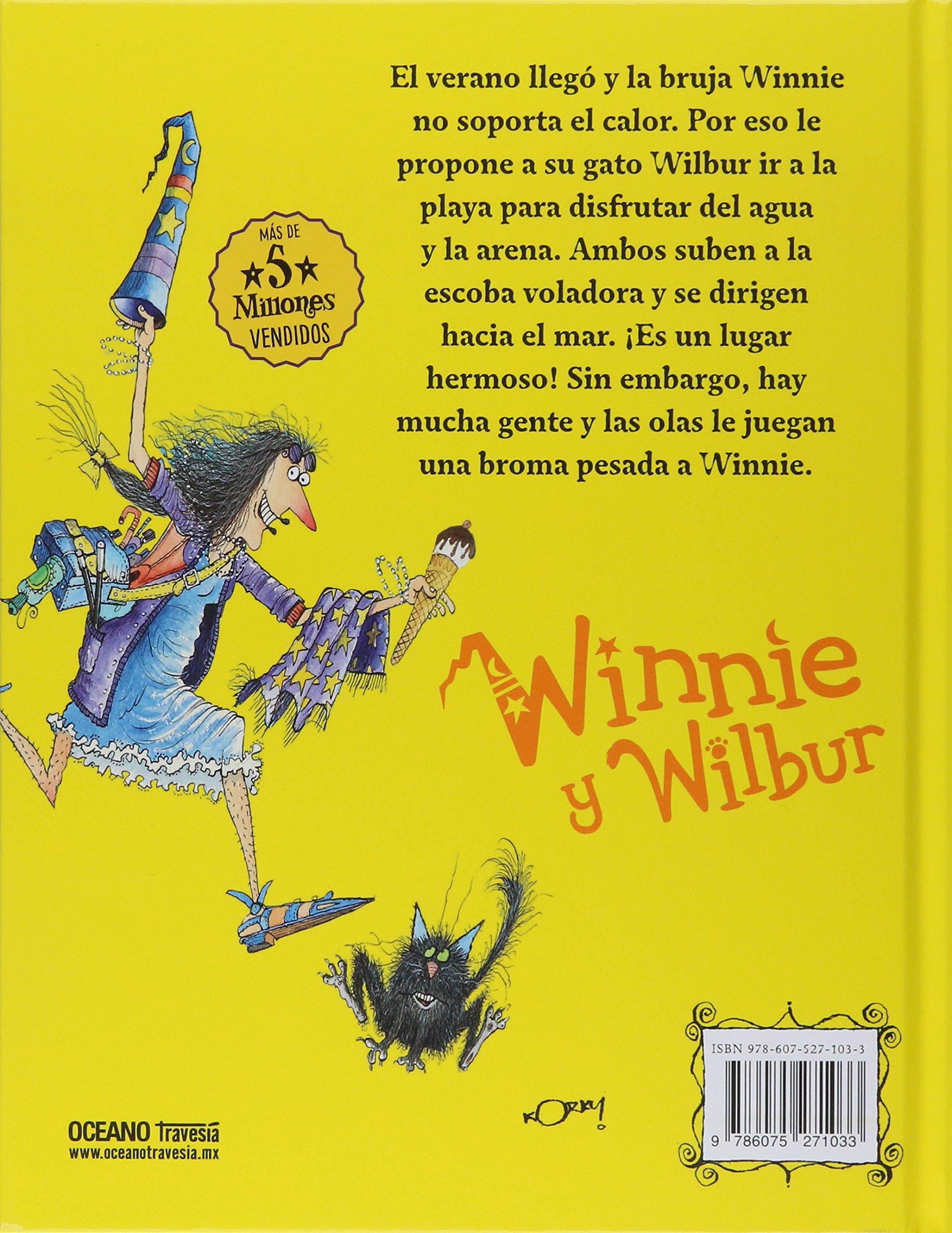 Winnie y Wilbur en la playa / Winnie at the Seaside (Spanish Edition): Valerie Thomas, Korky Paul: 9786075271033: Amazon.com: Books