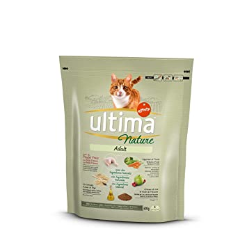 Ultima Nature Chicken Flavour For Cats X8 Amazon Baby