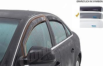Vordere Windabweiser 1 Set Für Die Fahrer Und Beifahrerseite Cli0033869 Passend Für Nissan Qashqai Ii Typ J11 Glw 5 Door 2014 Auto