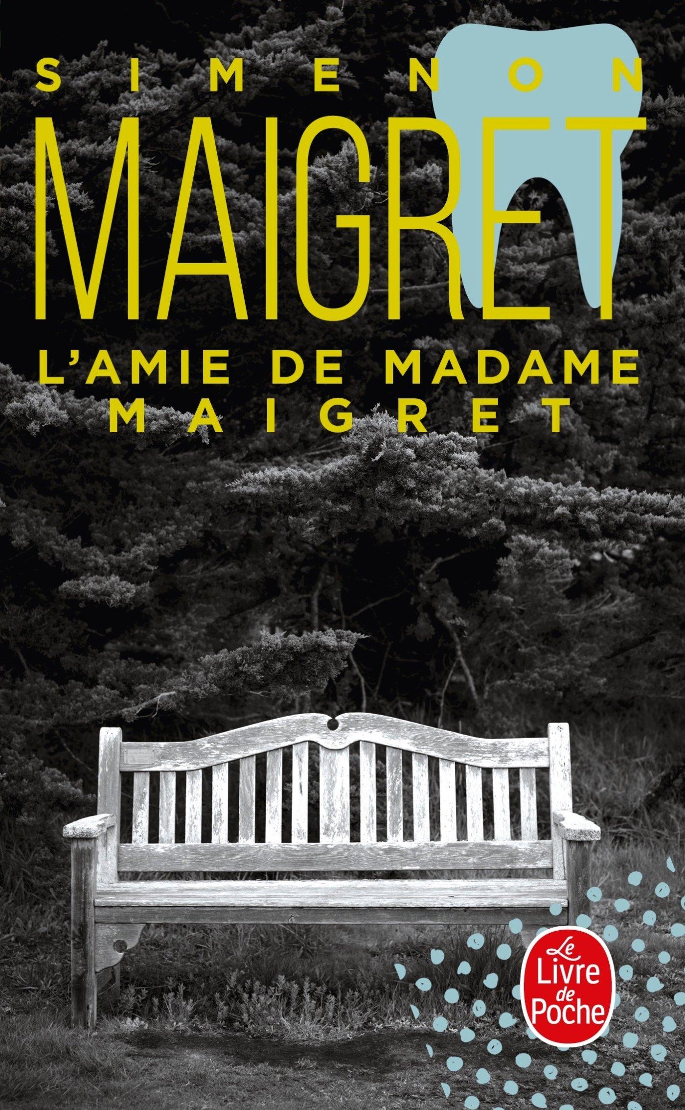 L'Amie De Madame Maigret (Le Livre de Poche) (French Edition) by Brand: Hachette